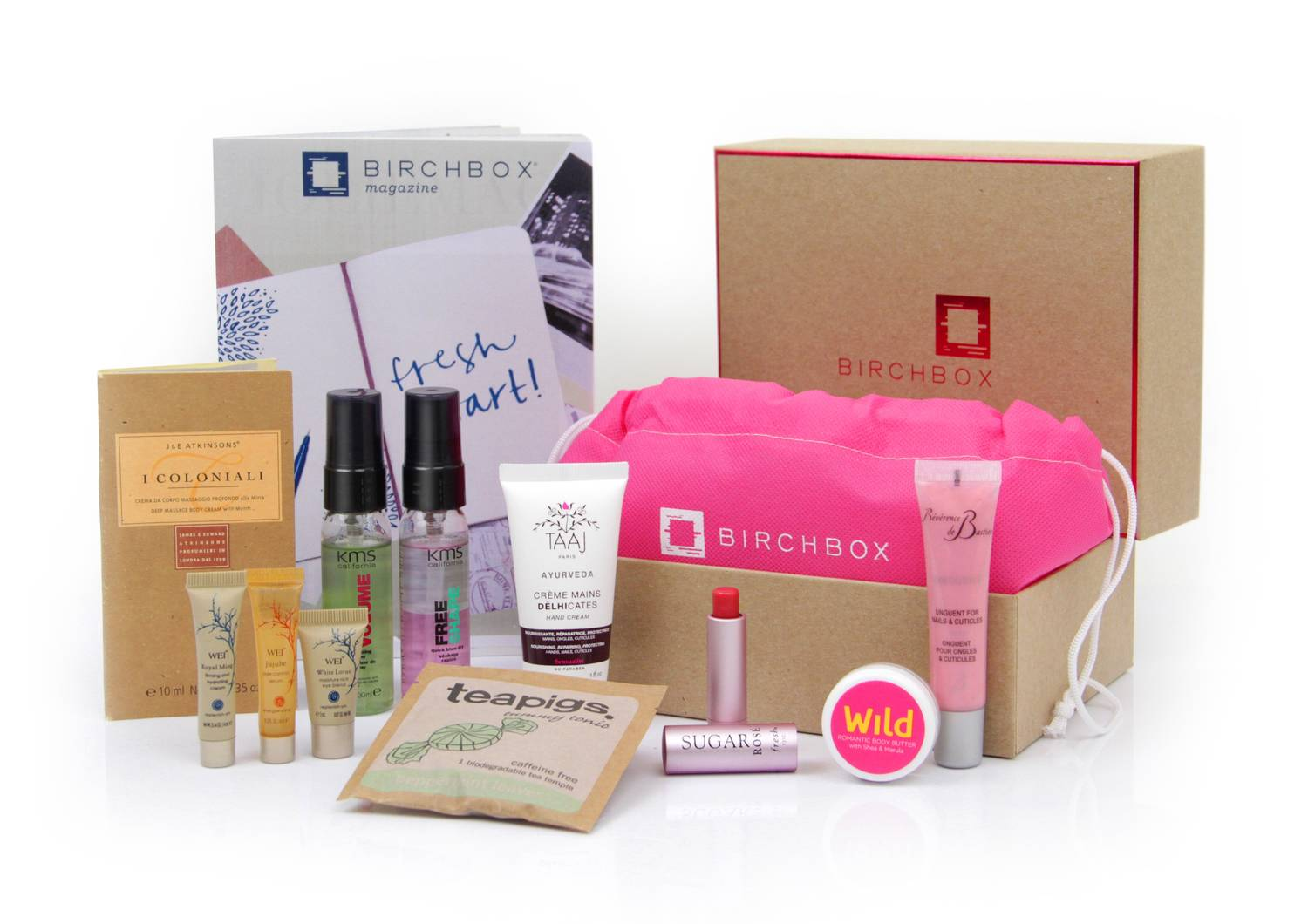 Cosmetics and beauty into kits | Batllegroup